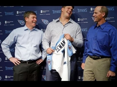 Tennessee Titans 2014 NFL Draft - Recap and Thoughts