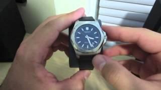 Victorinox Swiss Army INOX Watch #241682 Review
