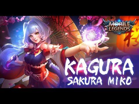 73+ Gambar Kagura Mobile Legends Hd Terbaru