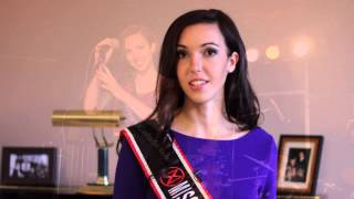 Beauty With a Purpose- Miss World Canada 2014, Annora Bourgeault