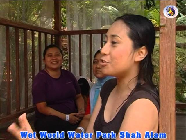 Wet World Water Park Shah Alam Official Video
