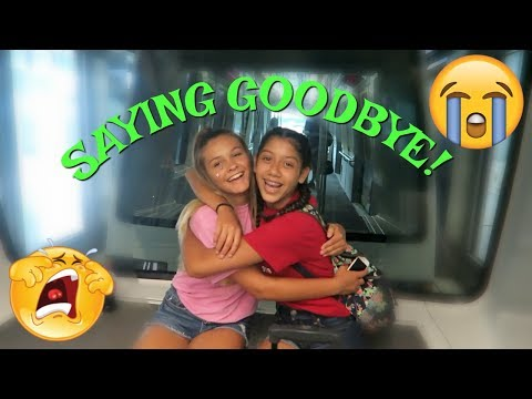 WARNING LOTS OF CRYING! SAYING GOODBYE IS NEVER EASY! STITCH RAN AWAY!