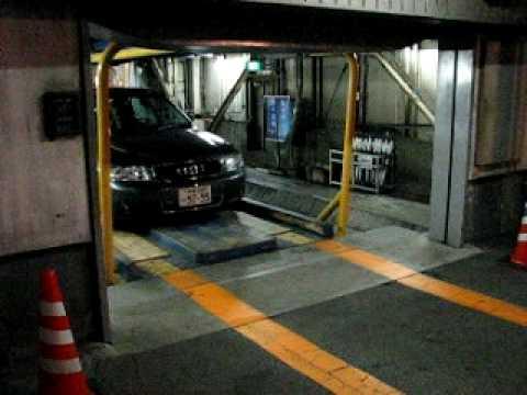 Asian parking