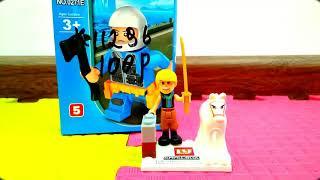 Лего спецназ