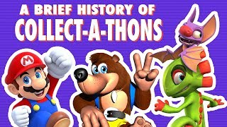What Happened to Collect-A-Thons: From Mario to Banjo to Yooka | [SSFF]