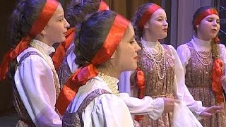видео Фольклорные коллективы