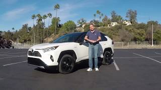 2020 Toyota RAV-4 RAV4 - First Test Drive Video Review