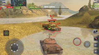 World of Tanks Blitz - No hill situation