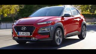 2018 Hyundai Kona Electric New Model Exterior And Features