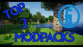 Top 3 modpacks technic laucher