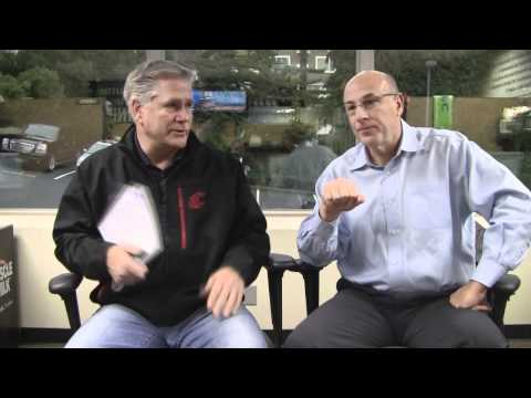 Kevin Calabro Show Warm Up -- 12/14/2011