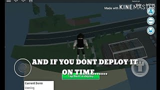 SKYDIVING GLITCH IN ROBLOXIAN HIGHSCHOOL / ROBLOX