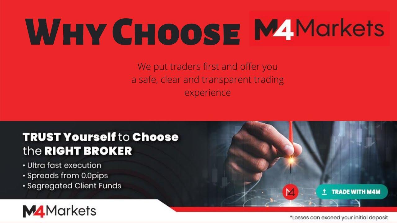 M4Markets  The Regulated Offshore Broker