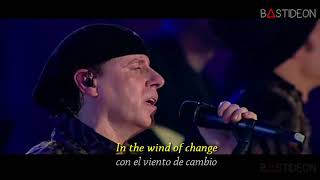 Baixar Scorpions - Wind Of Change (Sub Español + Lyrics)