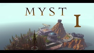 """Let's Play Myst - Wesley Plays - Episode 1 """"Knowledge is Power"""""""