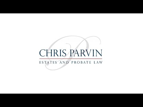 Dallas Probate & Estate Administration Lawyer - Chris Parvin Law