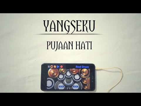 Yangseku - Pujaan Hati (Real Drum Cover)