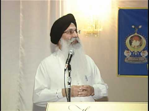 International Gurmat Conference in Canada Part-6 : Giani Jasvir Singh ,Vancouver