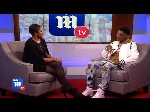 Soulja Boy talks about being on MBC hip hop edition