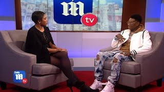 Soulja Boy talks about being on MBC hip hop edition