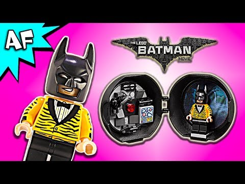 Lego Batman Movie BATTLE POD 5004929 Speed Build