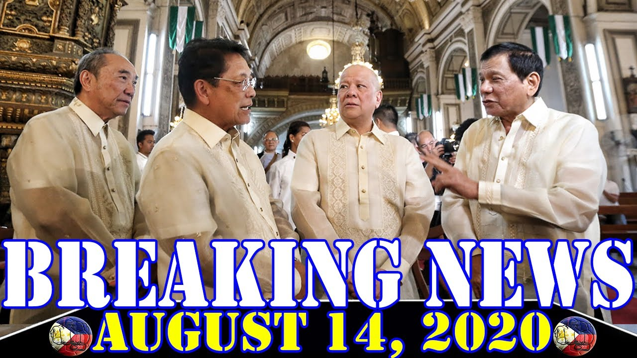 BREAKING NEWS AUGUST 14 2020 | PANG DUTERTE | SILVESTRE BELLO | PHILHEALTH REIMBURSEMENT | SPUTNIK-V