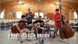 SWEET GEORGIA BROWN | Ben Bernie + Maceo Pinkard || JHMJams Cover No.158