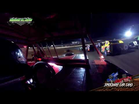 #12 Bruce Davidson - Mod Lite - 10-13-18 Duck River Raceway Park - In Car Camera