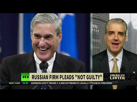 """Russians Plead """" Not Guilty""""; Judge Says Mueller Can't Delay Sharing Evidence"""