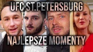 UFC St. Petersburg - Najlepsze Momenty