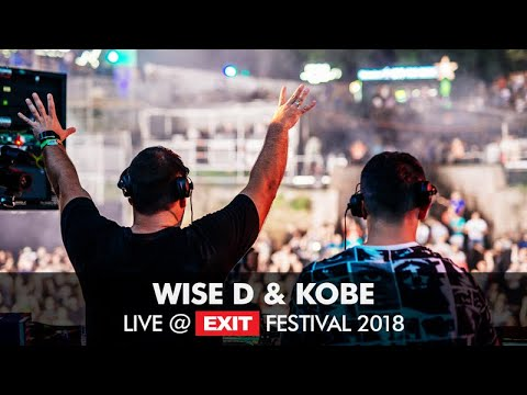 EXIT 2018 | Wise D & Kobe Live @ mts Dance Arena