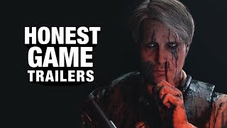 Honest Game Trailers | Death Stranding