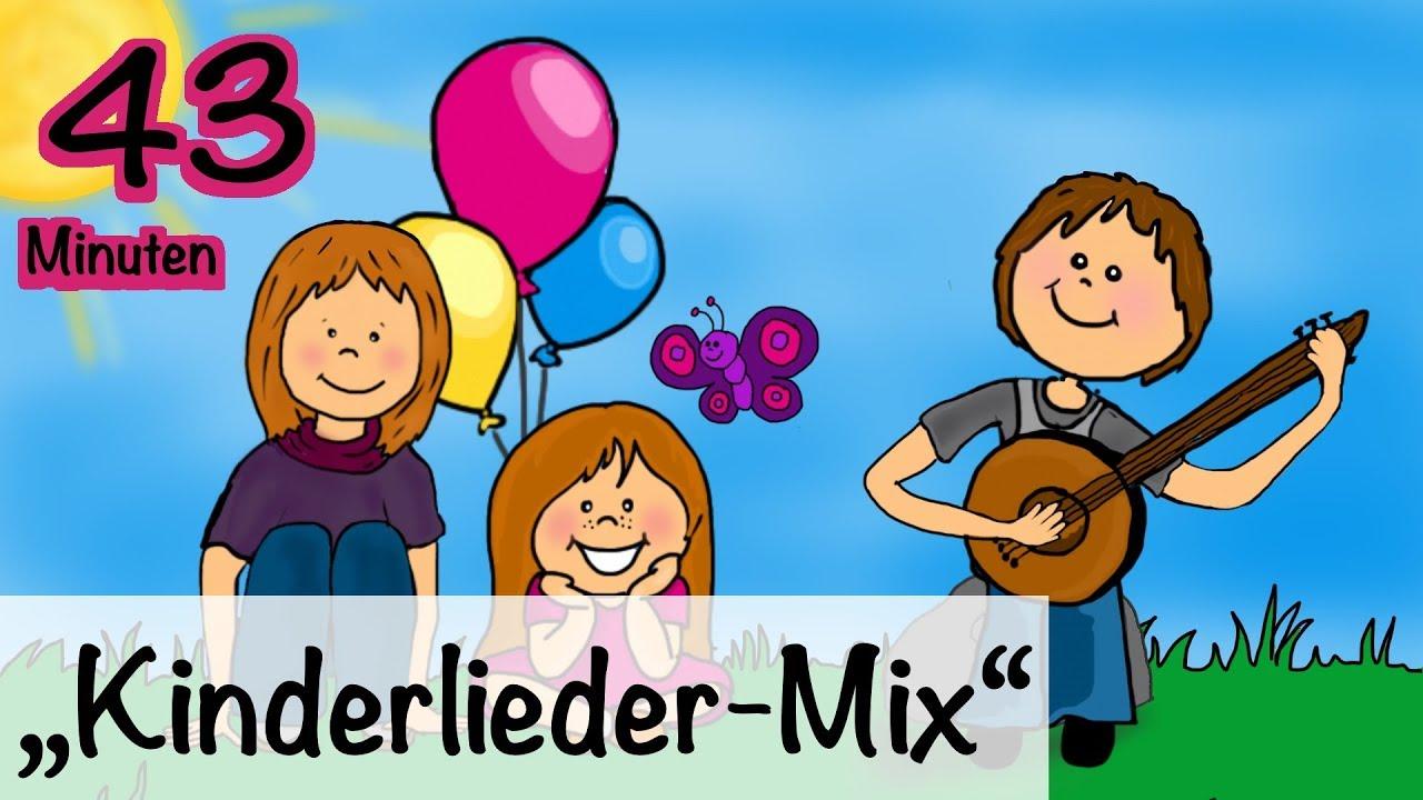 Kinderlieder Youtube Mix