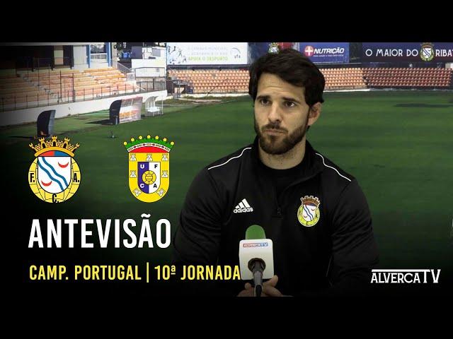 FC Alverca - U. Almeirim Antevisão