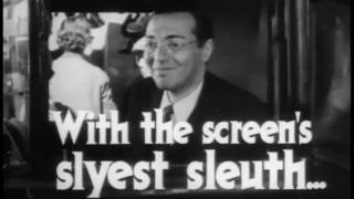 Mysterious Mr. Moto (1938) - trailer