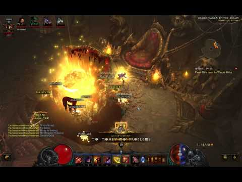 Diablo Iii Ptr Bad Data Ramaladni S Gift Drop In Glorious
