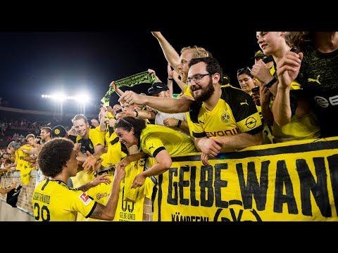 1909% Fußball | Die US-Tour 2019 des BVB