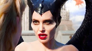 MALEFICENT 2 Mistress of Evil Clips & Trailers Compilation