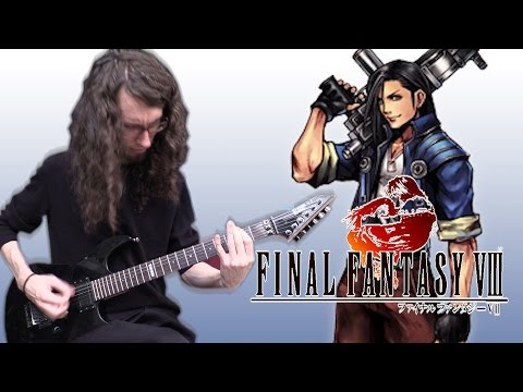 Final Fantasy VIII | The Man With the Machine Gun - Metal Cover || ToxicxEternity