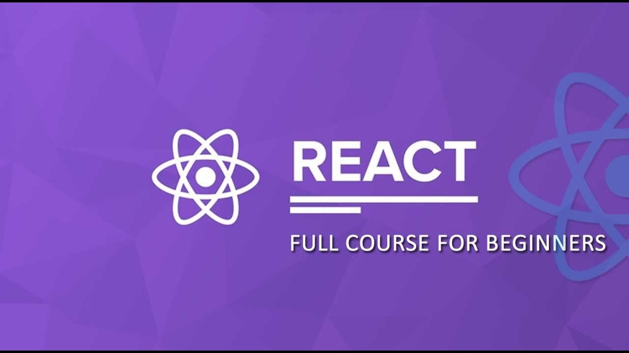 Learn React.js - Full Course for Beginners