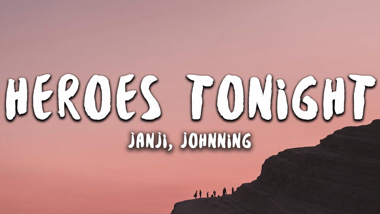 Janji Heroes Tonight Lyrics Feat Johnning Youtube