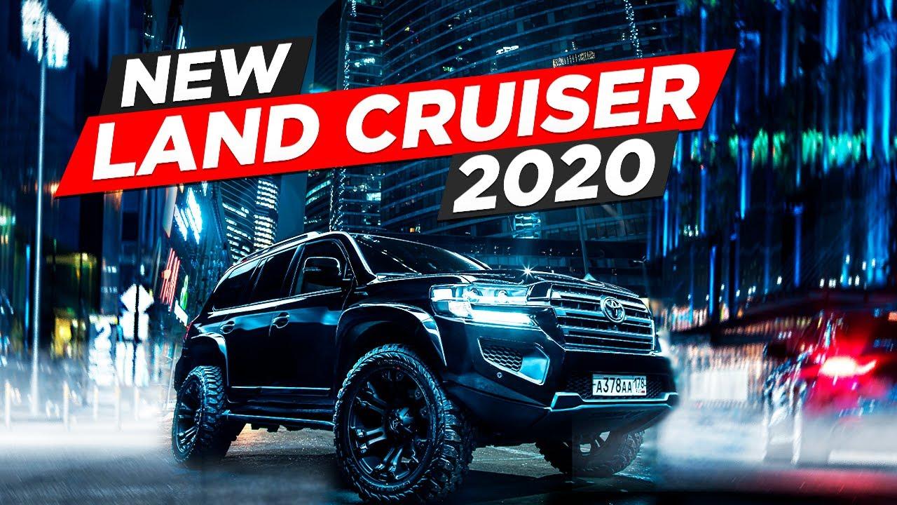 NEW LAND CRUISER 2020, OFF-ROAD комплектация SHIKARI. Тюнинг проект. Тачка на прокачку. Серия #6