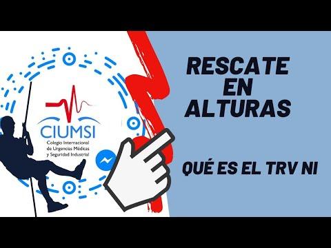 RESCATE EN ALTURAS & TRV NI