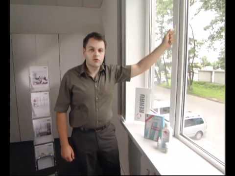 видео: Сервис окон - Как правильно ухаживать за металлопластиковыми окнами?