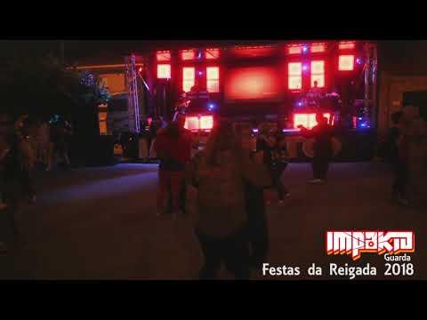 Banda Impakto - Guarda - Festa da Reigada Parte 3