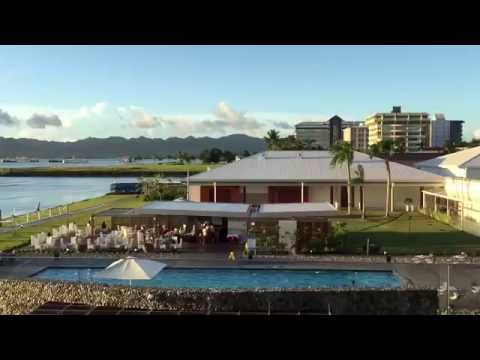 Fiji Pacific harbor hotel