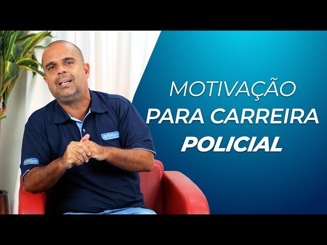 Dose de motivação! - André Uchoa - AlfaCon