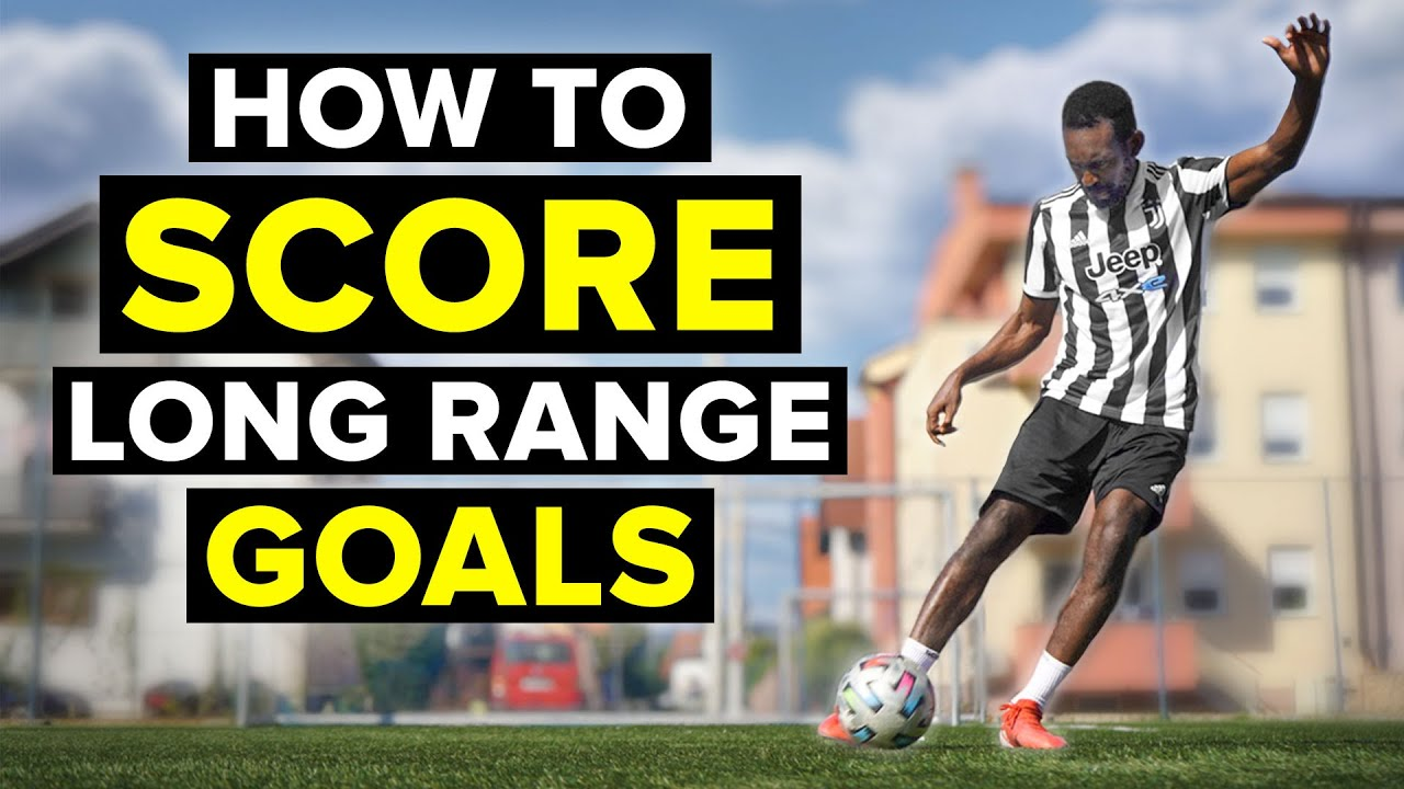 How to score more long shots - tutorial