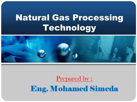 Natural gas processing technology
