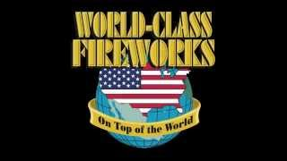GUARDIAN - 200 GRAM CAKE - WORLD CLASS FIREWORKS